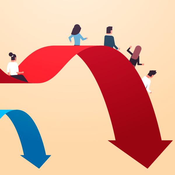 Tasa de desempleo alcanza cifras históricas en Chile